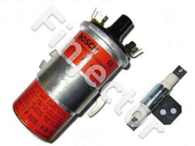 IGNITION COIL WITH 1.8 OHM RESISTOR