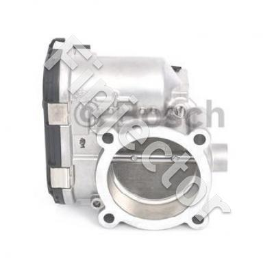Throttle Body DBW, 60 mm, Flange 60x60mm (Bosch 0280750151)