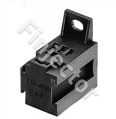 Relay holder (5 pole) for micro relays (Bosch 3334485045)