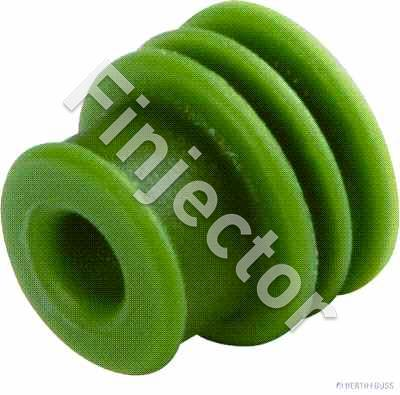 KKS SLK, wire size 2.5 - 4 mm², green, Ø 8.9 - 9,2 mm, l. 8 mm