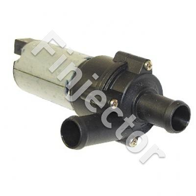 Water circulating pump, 12V, for 20 mm hoses, magnetic drive