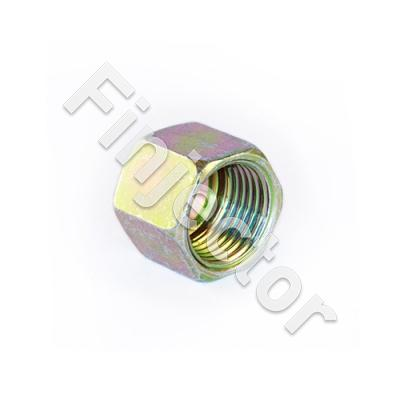 (MKS-C033)  NUT FOR 4/6 MM HOSE NIPPLE, M12X1.5