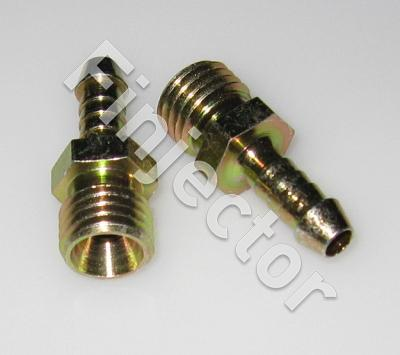 10 MM HOSE NIPPLE WITH M16X1,5 OUTSIDE THREAD (60 dec cone)