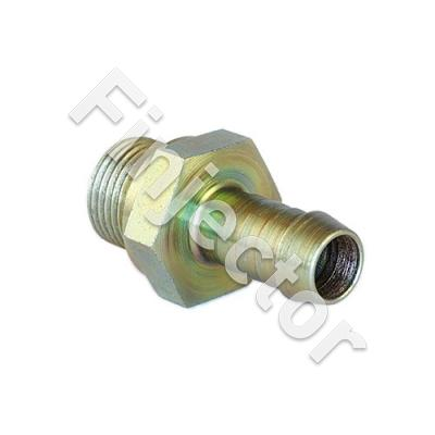 (MKS-C046) 12 MM HOSE NIPPLE WITH M18X1,5 OUTSIDE THREAD