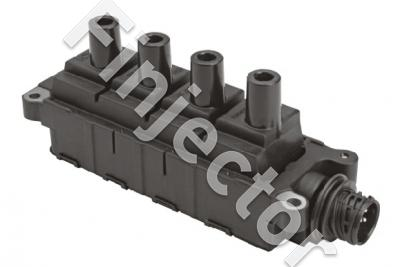 BOSCH IGNITION COIL WITH 4 COILS