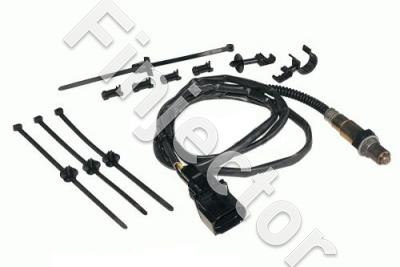 Bosch lambda sensor LSU 4.2, tot. lenght 1500 mm. For lambda meters and spare part for cars.