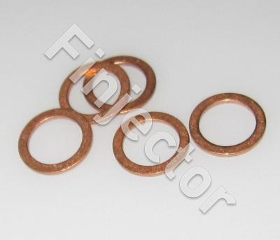 (MKS-C103) COPPER JOINT RING 12X15