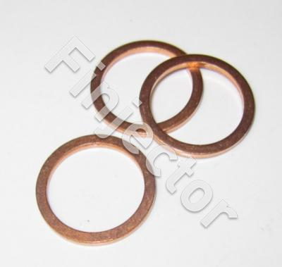 (MKS-C104) COPPER JOINT RING 14X18