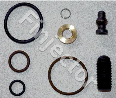 Sealing set for VW pump injector unit