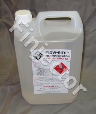 FLOWRITE CLEANING AND FLOWING FLUID FOR INJECTORS, 5 LITER