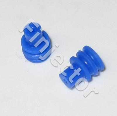 Seal for VW connectors , blue, 0.35 - 1.00 mm2