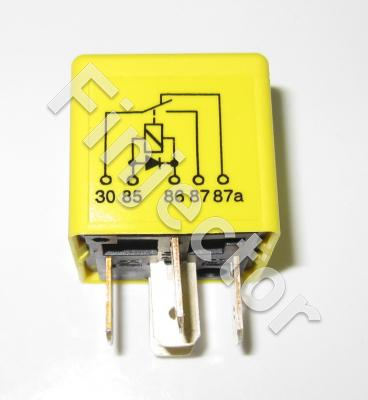 Change over relay 24V/20A (Bosch 0332204204)