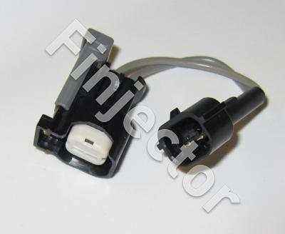 Connector adapter USCAR (injector)--> ND (Nippon Denso, harness)