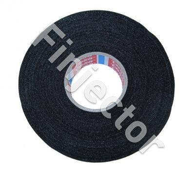 Fabric tape for wiring harness, w. 19 mm, l. 15 m