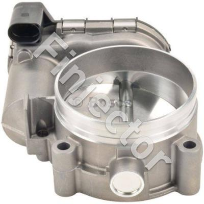 Throttle Body DBW, 82 mm, Flange 75x75 mm (Bosch 0280750487)