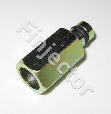 COUPLING FOR TESTING SIEMENS GDI INJ. WITH FILTER (1)