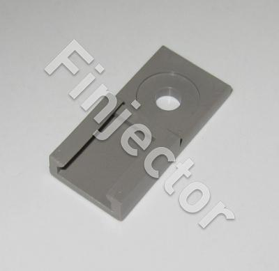 Mounting Clip for Deutsch DT housings, plastic, hole 5 mm