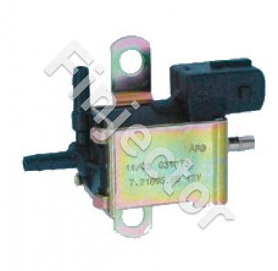 3 way valve for boost pressure controll, Jetronic connector