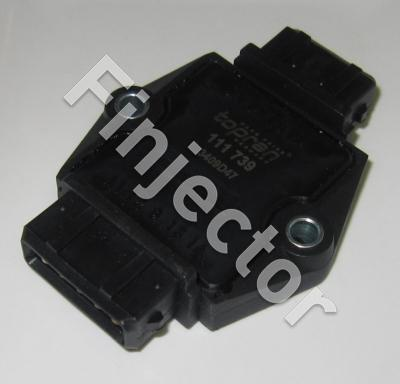Ignition trigger box with 4 power stages, as Bosch 0227100211
