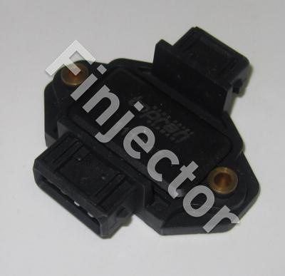 Ignition trigger unit with 3 power stage, as Bosch 0227100209