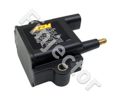 AEM High Output Inductive Coil, SAE, incl. primary connector set