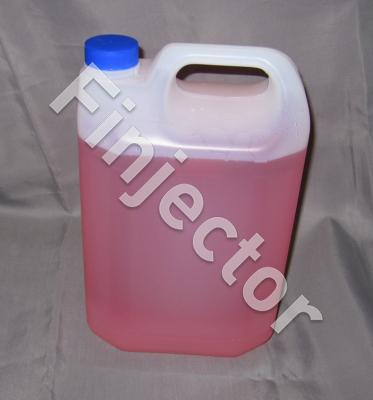 5 LTS - BIO DIESEL CLEAN CONCENTRATED ULTRASONIC CLEANING FLUID CONCENTRATE MIX RATIO @ 5:1 = 30 LTS FLUID (1)