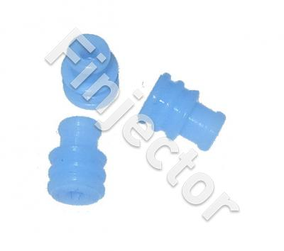 Seal for EV6 USCAR connectors , light blue, up to 1,5 mm2