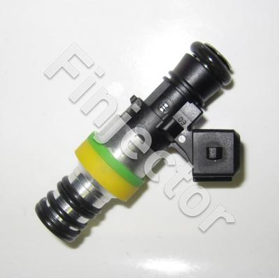 EV14, 1500 cc / 3 bar, 8.5 Ohm, C, Jetronic, O-O 50 mm. Multihole spray tip, excellent atomisation (ASNU 90/2000/1500C)