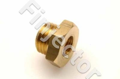 Fitting adapter, outer thread M18 X 1.5 / inner M10 X 1