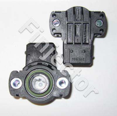 Throttle position sensor, 32 mm fitting hole space. 8 mm D
