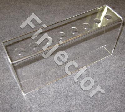 PLASTIC  FLOW RACK DISPLAY WINDOW (1)