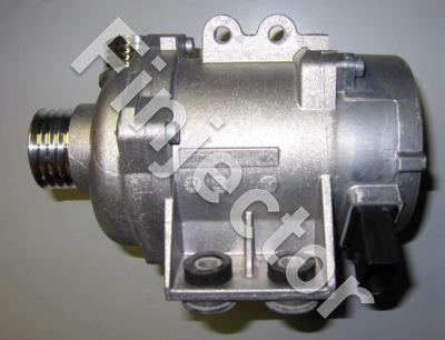 High flow electrical water pump, connections 30 / 38 mm