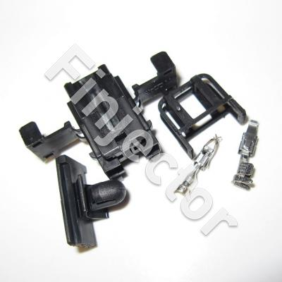 Mini fuse holder kit with holder, can be combined together