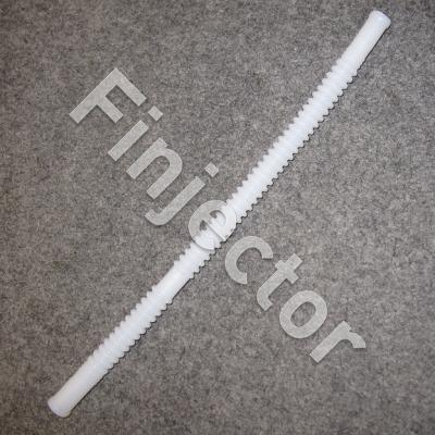 IN-TANK CONVELUTED FUEL  HOSE (PLASTIC) 260 mm, 7.5 - 9 mm ends