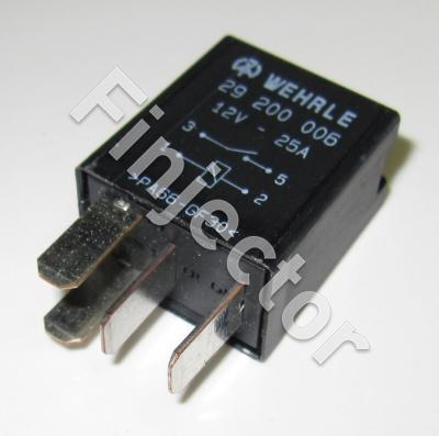 MICRO RELAY 12V/25A without fastening plate