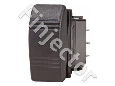 Waterproof rocker switch. OFF-ON