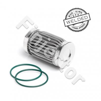 Replacement filter - 100 micron Stainless steel (NUKE 200-10-102)