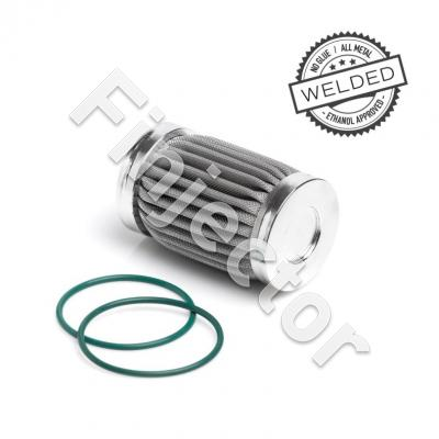 Replacement filter - 10 micron Stainless steel (NUKE 200-10-105)