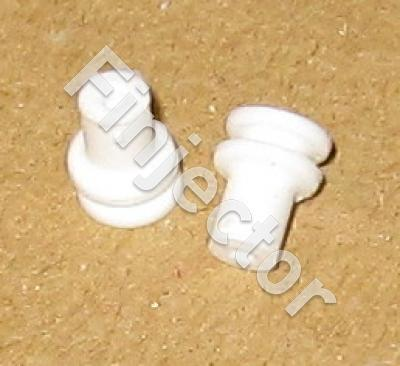 Seal for Delphi connectors, WHITE, 0.35 - 0.50 mm2,  ins. diam 1.2 - 1.9 mm