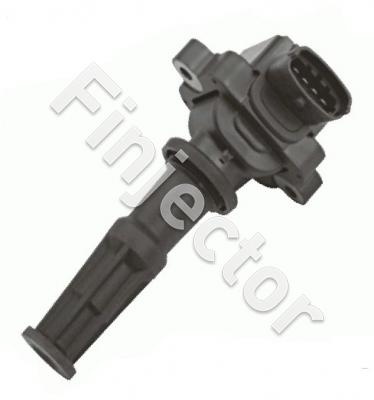 IGNITION COIL WITH BUILD-IN DRIVER, Genuine Bosch P100-T
