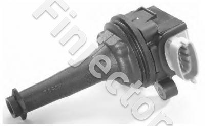 Ignition coil with build in power stage  (Bosch 0221604010)