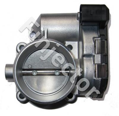 Throttle Body DBW, 57 mm, Flange 60x60xmm ( Bosch 0280750009)