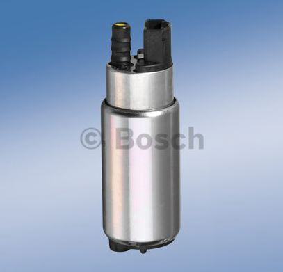 Electric Fuel Pump, inlet 11 mm, out 9.5/10mm (Bosch 0580454138)