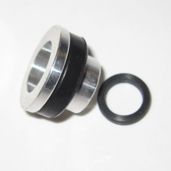 Manifold Adapter for 1JZ & 2JZ. For 14 mm bottom O ring. Price / each.